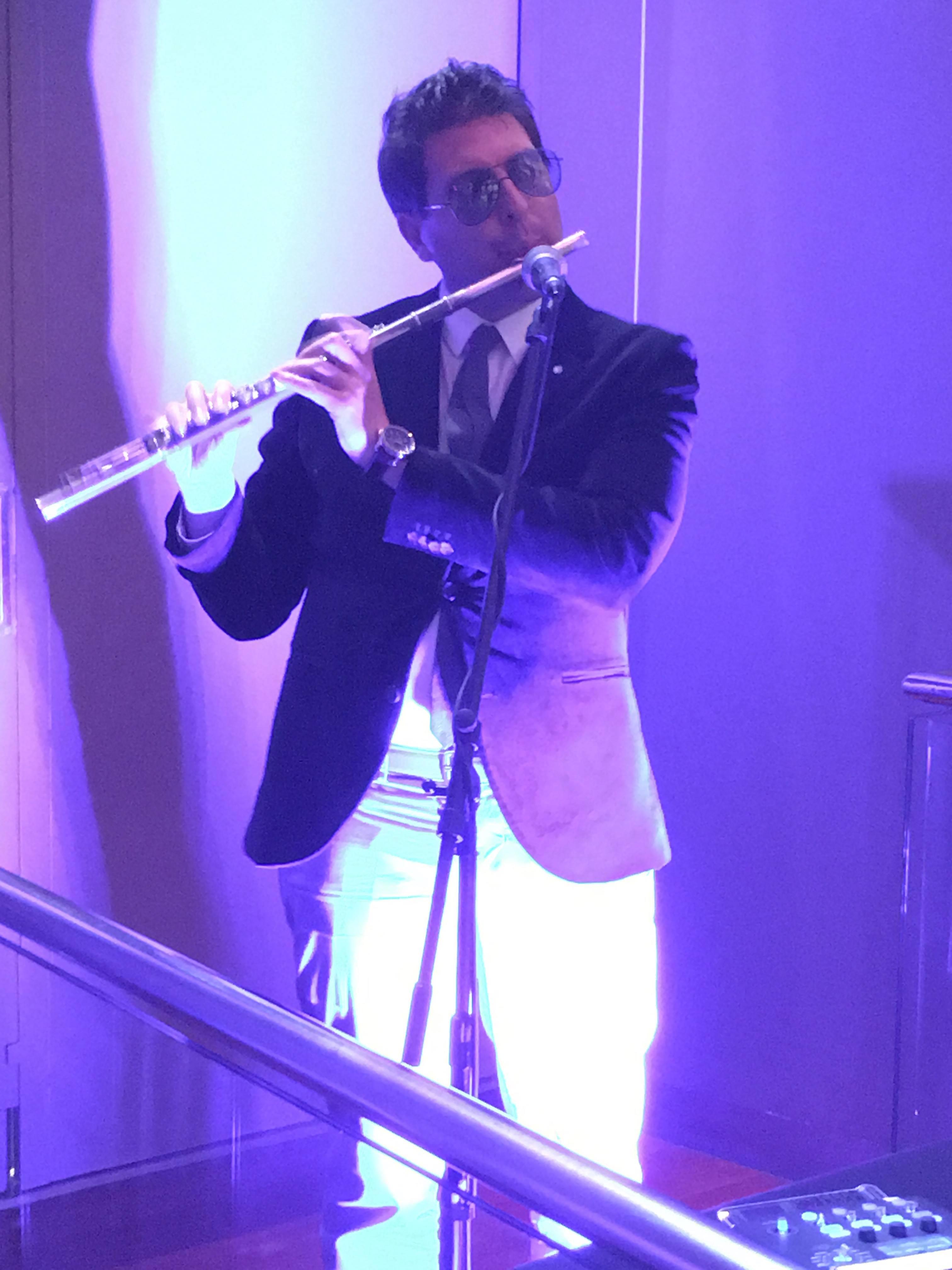 Jungle Flute Purple